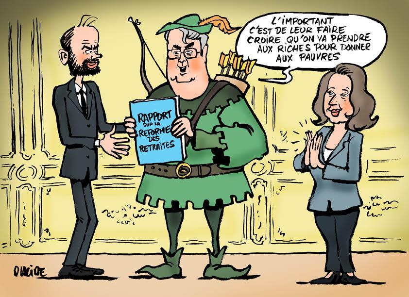 """Résultat de recherche d'images pour """"dessins reforme des retraites"""""""